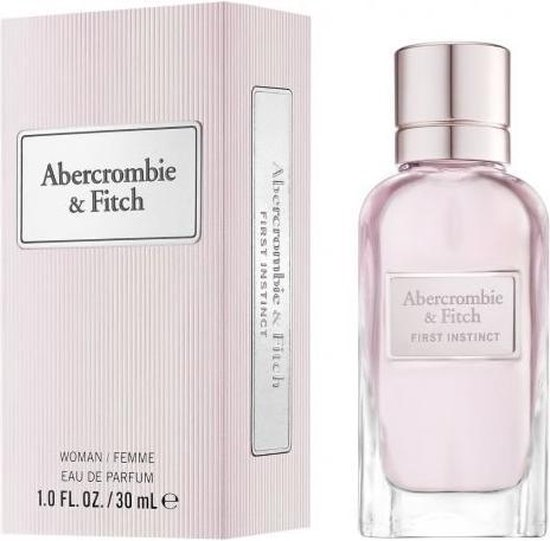 MULTI BUNDEL 3 stuks Abercrombie & Fitch First Instinct Woman Eau De Perfume Spray 30ml