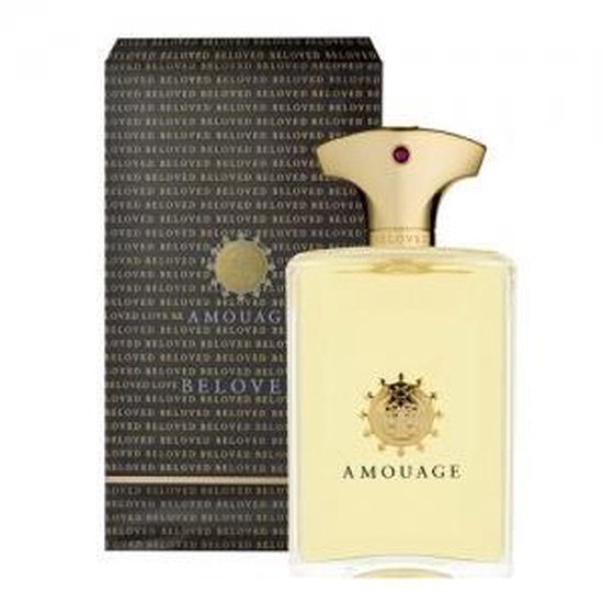 Amouage Beloved Men - 100 ml - Eau de parfum