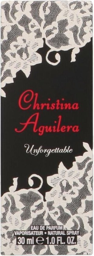 Christina Aguilera - Unforgettable - Eau De Parfum - 30ML