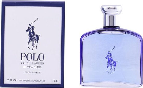 Ralph Lauren - Polo Ultra Blue - Eau De Toilette - 125ML